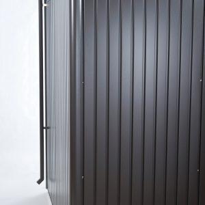 Gerätehaus HighLine Zubehör Regenfallrohr-Set